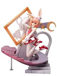 Myethos Fairy Tail: Alice In Wonderland: Another White Rabbit 1: 8 Scale Pvc Figure APR188314