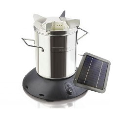 Philips Clean Cooking Revolution Solar Stove With Solar Panel