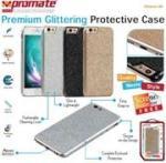 Promate GLARE-I6 Premium Glittering Protective Case Colour: Black Retail Box 1 Year Warranty Product Overviewthe GLARE-I6 Premi