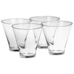 Adulting Stemless Cocktail Set Of 6