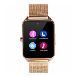 Bakeey 1.54 Inch Ips 2.5D Touch Screen GSM 32GB Tfcard Support Sleep Monitor Locial