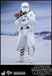 """Hot Toys Star Wars First Order Stromtroopers 1 6 Scale 12"""" Figure 2 Pack Set"""