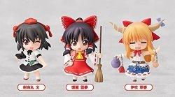 Nendoroid Petite Touhou Project Set 1 Good Smile Company By Good Smile Company