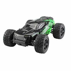 Large Showez Rc Truck 1 16 Scale High Speed Racing Car 2.4GHZ 4WD Radio Remote Control Electric Trucks 36KM H Off-road Vehicle Rtr Toys