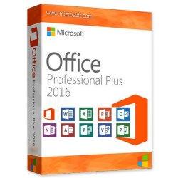 Microsoft 2016 Professional Plus Digital Key