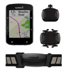 Edge Garmin 520 Plus Speed And Cadence Bundle Gps Cycling bike Computer For Competing And Navigation Includes Additional Sensors heart Rate Monitor