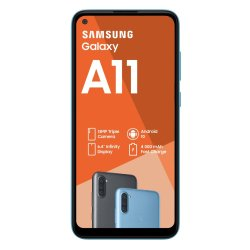 Samsung Galaxy A11 Single Sim Blue 32GB