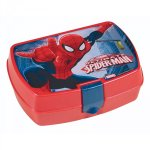 Spiderman Plastic Sandwich Box