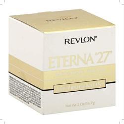 Revlon Eterna '27' Moisture Cream With Progenitin 2 Oz Pack Of 5