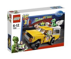 Lego Toy Story 3 Pizza Planet Truck Rescue