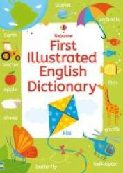 First Illustrated English Dictionary Paperback