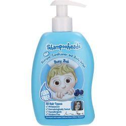 Shampooheads - Busy Bob - 3 In 1 Shampoo Conditioner & Body Wash - 300ML