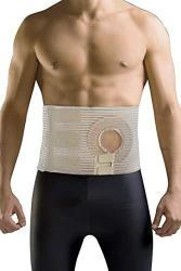 Uriel Abdominal Ostomy Belt For Post-operative Care After Colostomy Ileostomy Surgery XL