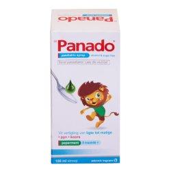 Panado - Alcohol And Sugar Free Paediatric Syrup 100ML