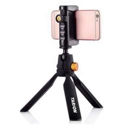 Oumij Tripod Smartphone Holder Portable Mini Table Tripod Lightweight with 1//4 Screw for Digital Camera Mirrorless Cameras Smartphone