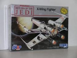 USA Star Wars Return Of The Jedi X-wing Fighter Model By Mpc