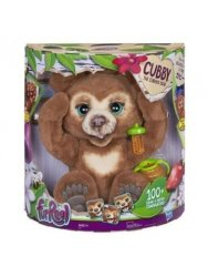 Cubby The Curious Bear