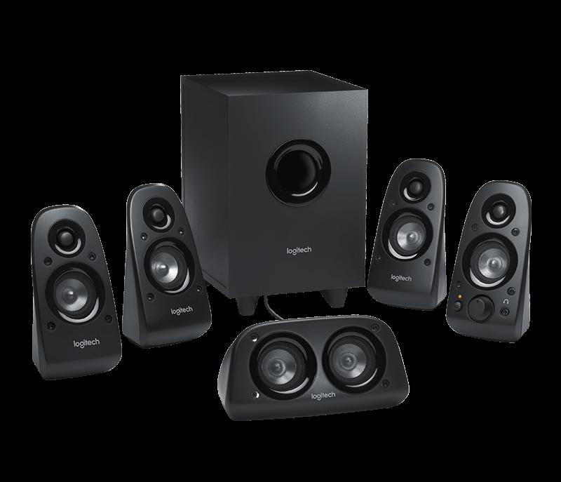 Logitech Z506 5.1 Sound with 75W Speakers