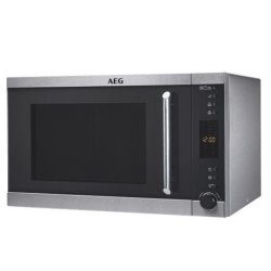 AEG 30L Microwave With Grill - MFG3026S-M