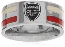 Arsenal - Colour Stripe Ring Medium