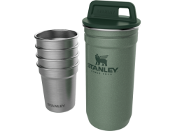 Stanley Adventure Stainless Steel Shot Glass Set Green
