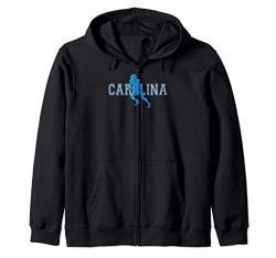 Carolina American Football Jersey 2019 London UK Gift Zip Hoodie