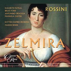 "Zelmira Act 1: ""ma M'illude Il Desio?"" Polidoro Zelmira Emma"