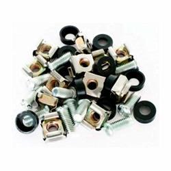 Powergreen RAC-00006-ME Metal Nuts And Screws For Rack