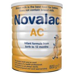 Novalac Ac Infant Formula With Iron 800g