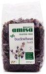 Amisa Organic Buckwheat Fusilli