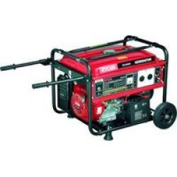 Ryobi 5500W Petrol Key Start Generator