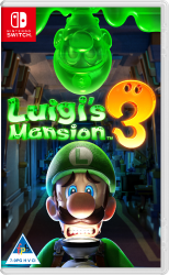 SWITCH Luigi& 039 S Mansion 3