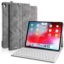 Keyboard Case For Ipad Pro 12.9 2018 3RD Gen Magnetically Bluetooth Keyboard Ipad Case With Detachable Keyboard Support Apple Pe