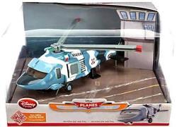 Disney Planes Movie - Hector Vector Helicopter - Deluxe Die Cast Plane
