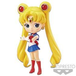 Banpresto Pretty Guardian Sailor Moon Q Posket-sailor Moon