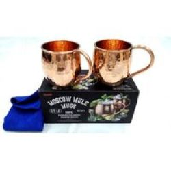 Gin Tribe - Moscow Mule Premium Moscow Mule Duo Gift Set