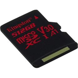 Professional Kingston 512GB Microsdxc For Huawei Y3 2 With Custom 100MB S Formatting With Sd Adapter Class 10 UHS-I U3 A3 V30