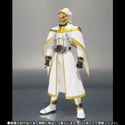 Bandai-Namco S.h.figuarts - Kamen Rider White Wizard