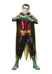 "Kotobukiya Robin Damian Wayne Dc Comics New 52"" Artfx+ Statue"