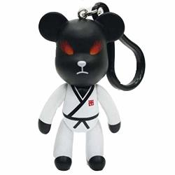Mooto Korea Taewwondo Key-chain Bears 4 Type For Bag Uniform Hwarang