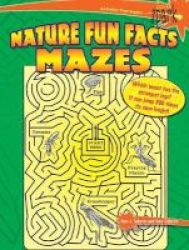 Spark Nature Fun Facts Mazes Paperback
