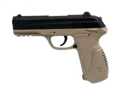 Gamo PT85 Desert CO2 Pellet Blowback Gun 4.5MM Kit
