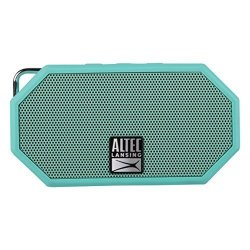Altec Lansing MINI H2O - Wireless Bluetooth Waterproof Speaker Floating IP67 Portable Speaker Strong Bass Rich Stereo System Mic