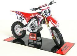 NEW Ray Toys 1:12 Ken Roczen Hrc Honda CRF450R
