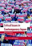 Critical Issues In Contemporary Japan Paperback 2ND New Edition