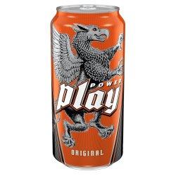 POWER PLAY Energy Drink Can Original 440 Ml