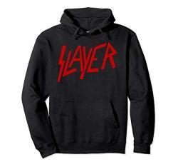 Slayer Logo Hoodie Pullover Hoodie