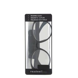 Readwell Polar Clip On 2 +2.00