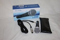 China EL5548 Professional Multi Directional Dynamic Microphone