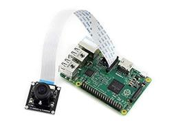 Waveshare Rpi Camera I Raspberry Pi Camera Module Kit Fisheye Lens Offers  Wider Field Of View Support 1080P30 720P60 | R1319 00 | Motherboards |